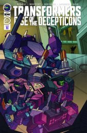 The Transformers #21 1:10 Incentive Varaint