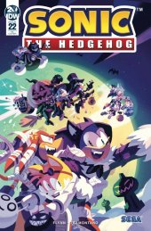 Sonic the Hedgehog #22 1:10 Incentive Variant