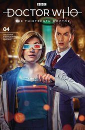 Doctor Who: The Thirteenth Doctor: Year Two #4 Cover B Photo