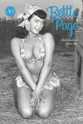 Bettie Page #2 Cover E Photo