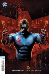 nightwing #58 variant edition