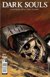 Dark Souls: Legends of the Flame #1 Cover C Hack