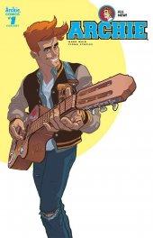 Archie #1 Ramon Perez Cover