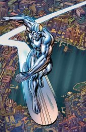 Silver Surfer #14 Kirby 100th Anniversary Variant