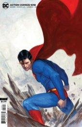 Action Comics #1018 Card Stock Variant Edition
