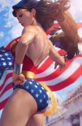 Wonder Woman #750 Artgerm Cover B