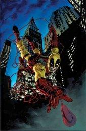 Daredevil #602 Mike Perkins Deadpool Variant