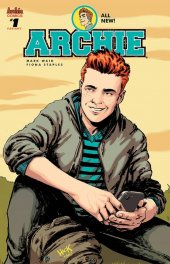 Archie #1 Hack Cover