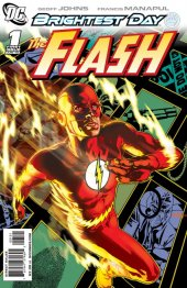 The Flash #1 Harris Variant Edition