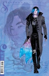 The Dreaming: Waking Hours #1 Nick Robles Ruin Card Stock Variant