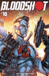 Bloodshot #10 Cover C Corona
