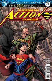 Action Comics #990 Variant Edition