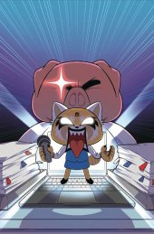 Aggretsuko #1 Second Print Cover