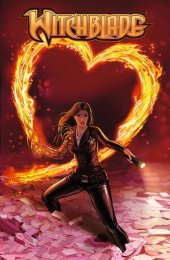 Witchblade #180 Valentines Day Limited Variant