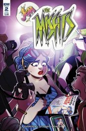 Jem and The Misfits #2 Subscription Variant