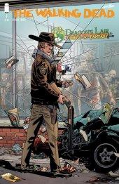 The Walking Dead #1 15th Anniversary Dragon
