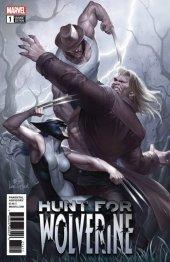 Hunt for Wolverine #1 Inhyuk Lee Variant