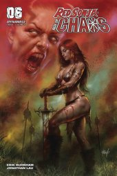 Red Sonja Age of Chaos #2 Cover E VF 2020 Dynamite Vault 35