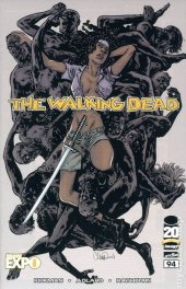 The Walking Dead #94 Image Expo Variant
