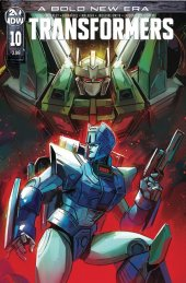 The Transformers #10
