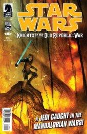 Star Wars Knights Of The Old Republic War From Dark Horse Comics