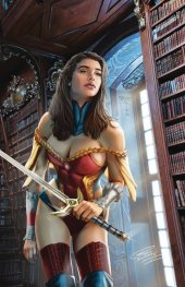 Grimm Fairy Tales #40 Cover C Leary Jr