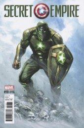Secret Empire #10 Civil Warrior Variant