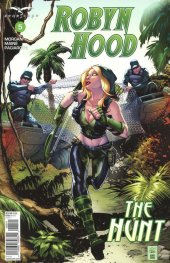 Robyn Hood: The Hunt #5 Cover D Spay