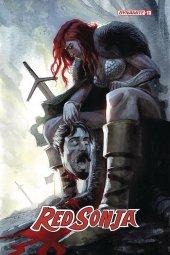 Red Sonja #13 Cover C Bob Q