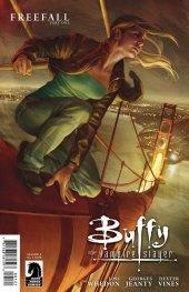 buffy the vampire slayer: season 9 #1 chen cover