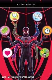 Miles Morales: Spider-Man #2 Original Cover