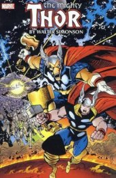 The Mighty Thor by Walter Simonson Omnibus HC Direct Edition
