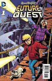 Future Quest #1 Jonny Quest Variant