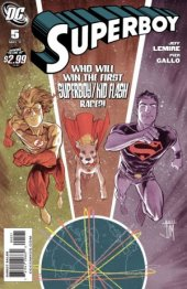 Superboy #5 Variant Edition