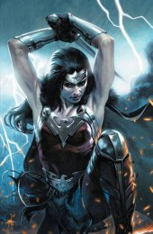 Wonder Woman #750 Bulletproof Comics - Gabriele Dell