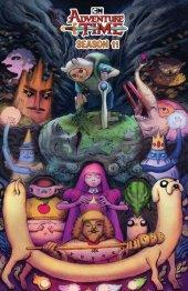Adventure Time Season 11 #6 Preorder Benbassat Variant