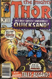 The Mighty Thor #402 Newsstand Edition