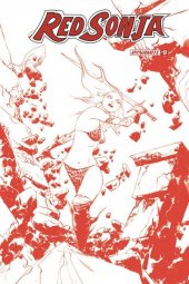 Red Sonja #17 1:21 Incentive