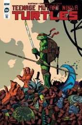 Teenage Mutant Ninja Turtles #104 1:10 Incentive Variant