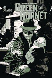 Green Hornet #1 Cover B Johnson