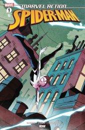 Marvel Action: Spider-Man #1 1:10 Incentive Variant