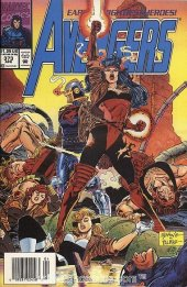 The Avengers #373 Newsstand Edition