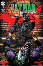 The Batman Who Laughs #2 Unknown Comics Exclusive Mico Suayan Variant A