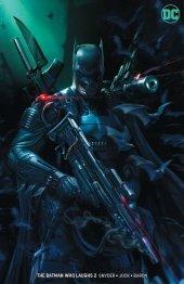 The Batman Who Laughs #2 Frankie