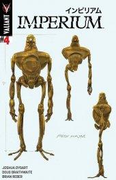 Imperium #4 Cover E Braithwaite Character Design