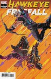 Hawkeye: Freefall #1 Otto Schmidt Variant