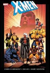 X-Men By Claremont and Lee Omnibus Vol. 1 HC Original Cover
