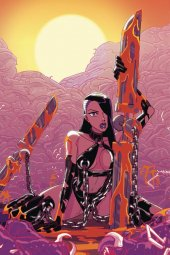 Vampblade: Season 4 #50 Cover G Winston Young Virgin Variant
