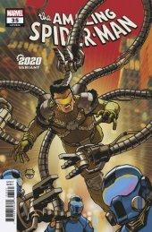 The Amazing Spider-Man #35 2020 Varian