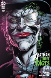Batman: Three Jokers #2 Premium Variant Cover E Death in the Family Top Hat & Monocle Variant